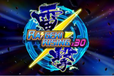 RIGEKI RISING X30