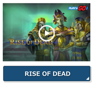 RISE OF DEAD 無料プレイ